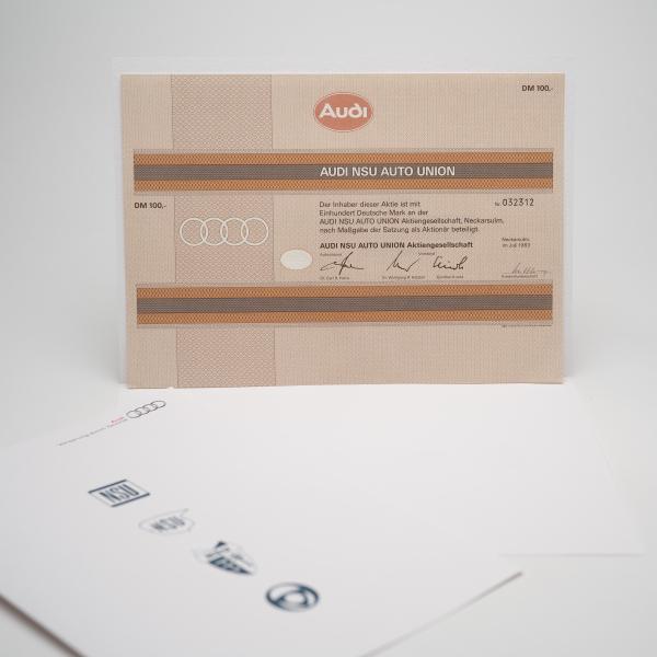 Audi Ag Aktie