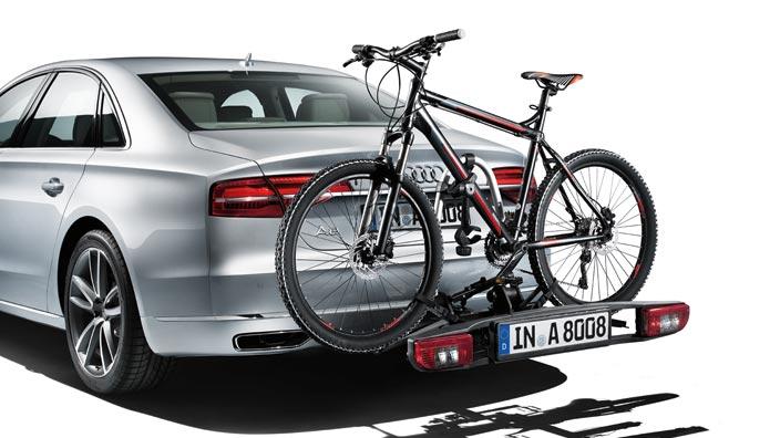 fahrradtr ger f r die anh ngevorrichtung 4h0071105 audi. Black Bedroom Furniture Sets. Home Design Ideas