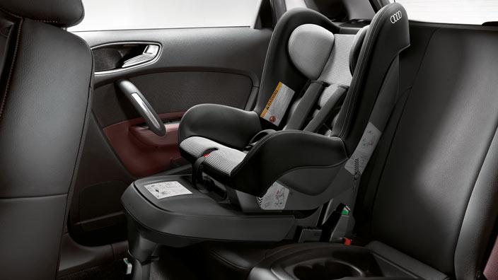 Ford Transit Baby Car Seat