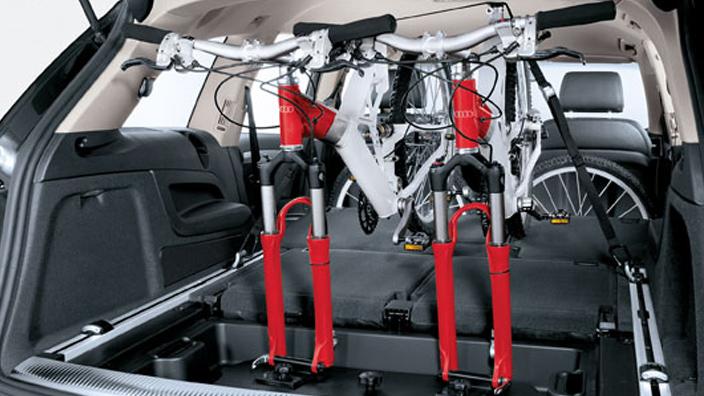 Fahrradhalter F 252 R Den Innenraum 4l0071134 Gt Audi Original