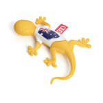 Air freshener gecko, Australien version, yellow, spicy