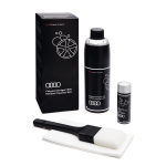Wheel cleaner set