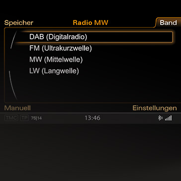Digitaler Radioempfang