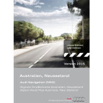 Navigation update, version 2015 for Australia and New Zealand (MMI 2G)