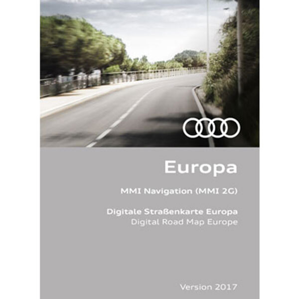 Audi Mmi 2g 2018 >> Navigation Update 4e0060884er Audi Genuine Accessories Vorsprung
