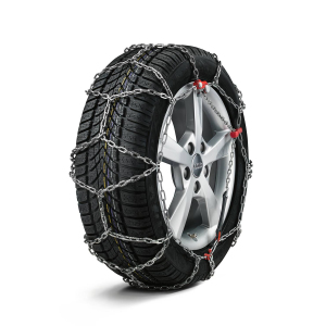 Snow chains, basic class, for 235/60 R 16, 235/55 R 17, 235/50 R 18 or 235/45 R 19 tyres