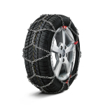Snow chains, basic class, for 235/60 R16, 235/55 R17, 235/50 R18 or 235/45 R19 tyres