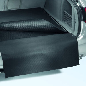 Reversible mat with bumper protection, platinum