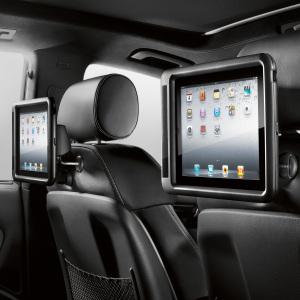 rear seat entertainment supporti multimediali comunicazione accessori originali audi all. Black Bedroom Furniture Sets. Home Design Ideas