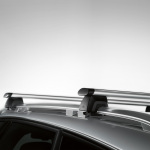 Carrier unit, for vehicles with roof rails