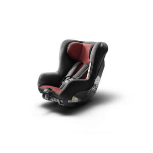 Audi child seat I-SIZE, misano red/black