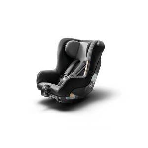 Audi child seat I-SIZE, titanium grey/black