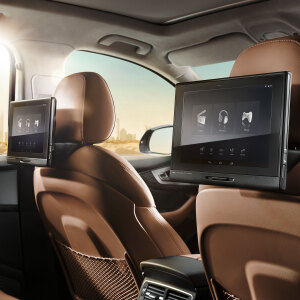 Audi Entertainment mobile, twin package click & go