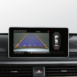 Retrofit solution for reversing camera
