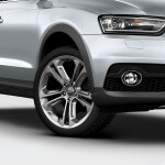 "offroad style package, wheel arch extensions, for wheels from 19"" upwards, stone grey, metallic"
