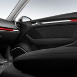 colour kit red, decorative inlays for the dashboard and front door trim, misano red/ibis white