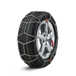 Snow chains, comfort class, for 225/50 R17, 215/55 R17 or 225/45 R18 tyres