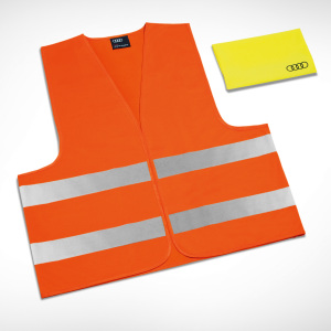 Set gilet di sicurezza, per adulti