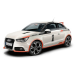 competition kit legends decal set plus, for the exterior colours amalfi white and glacier white, metallic