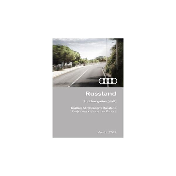 Navigation update 4E0060884FD > Audi Genuine Accessories