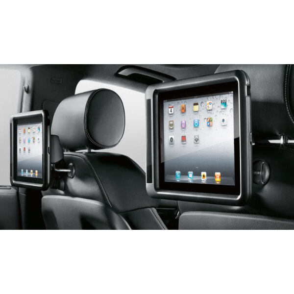 ipad adapter for ipad2 4g0063747b audi genuine. Black Bedroom Furniture Sets. Home Design Ideas