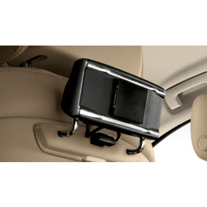Mount for mobile devices (with existing seat preparation for Audi Entertainment mobile)