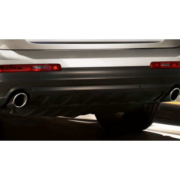 Genuine Audi TT Stainless Steel Tailpipe Trims