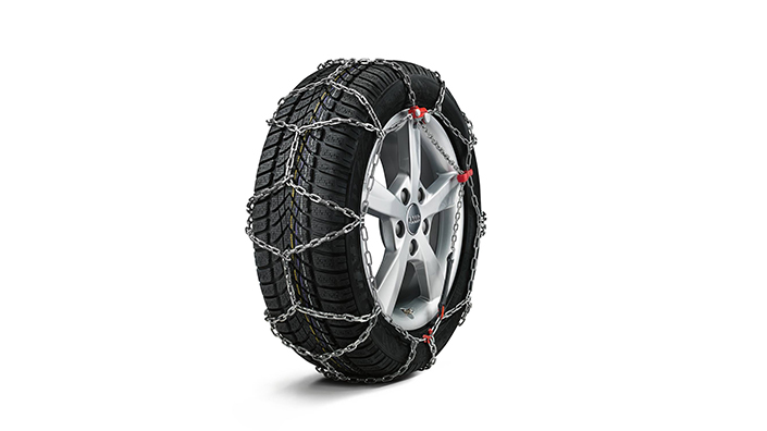 Snow chains, basic class, for 205/60 R16 tyres