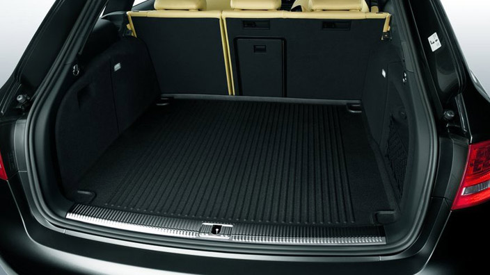 luggage compartment shell 8k9061180 audi genuine accessories vorsprung durch technik. Black Bedroom Furniture Sets. Home Design Ideas
