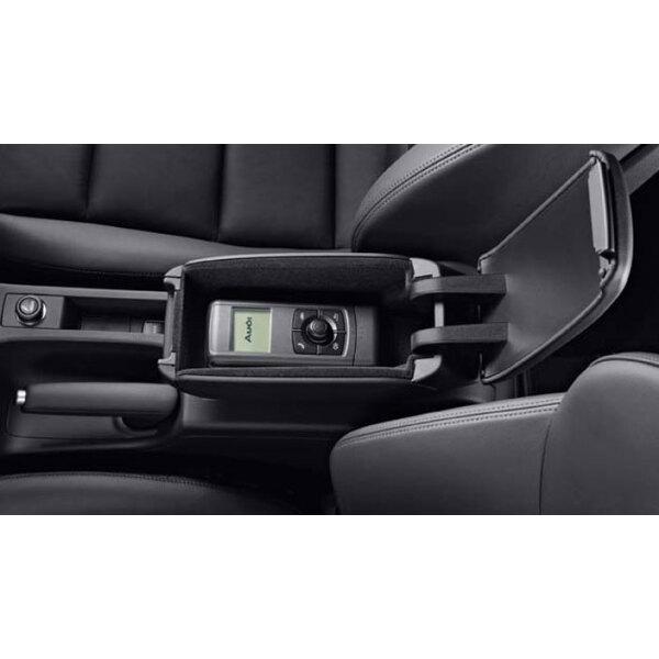 Centre Armrest With Storage Compartment 8p0061123 8e1 Gt Audi Genuine Accessories Vorsprung