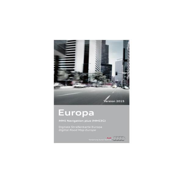 Navigation Update 8r0060884ch Gt Audi Genuine Accessories Vorsprung Durch Technik