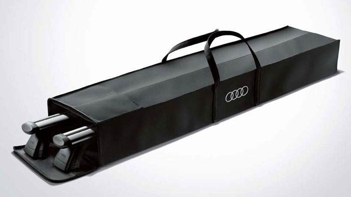 Roof bars > Roof transport > Transport > Audi Genuine Accessories ...