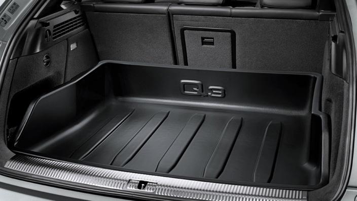luggage compartment comfort protection audi genuine accessories gcc markets vorsprung. Black Bedroom Furniture Sets. Home Design Ideas