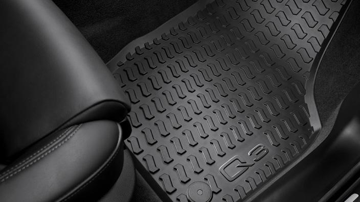 tapis de sol en caoutchouc 8u1061501 041 gt accessoires d origine audi l avance par la technologie