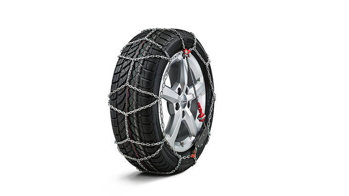 Snow chains, comfort class, for 185/60 R15 tyres